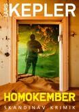 Homokember - Skandináv krimik