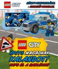LEGO City - Építs magadnak kalandot! - Kapd el a rablókat!