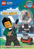 LEGO City: Adj gázt! - Ajándék Tread Octane minifigurával