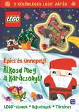 Lego: Építs és ünnepelj! - Alkosd meg a karácsonyt! - 3 különleges Lego játék §K