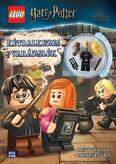 Lego Harry Potter - Kétbalkezes varázslók - Ajándék Lucius Malfoy minifigurával!