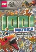 LEGO Jurassic World: 1001 matrica - Hihetetlen dinoszauruszok
