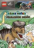 LEGO Jurassic World: Színezz velünk! - Félelmetes dinók