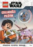 Lego Star Wars: Csillagközi pilóták - Ajándék Biggs Darklighter minifgurával