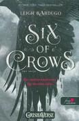 Six of Crows - Hat varjú /Hat varjú 1. (Fine Selection)