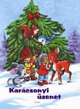 Karácsonyi üzenet - Leporelló §K