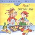 Bori pizzát süt - Barátnőm, Bori 29.