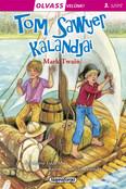Tom Sawyer kalandjai - Olvass velünk! (3. szint)
