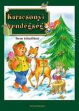 Karácsonyi vendégség /Verses kifestőfüzet §k