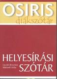 Helyesírási szótár /Osiris diákszótár 1.