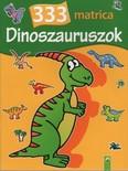 333 matrica - Dinoszauruszok