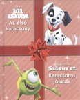 101 kiskutya: az első karácsony - Szörny Rt.: karácsonyi jókedv /Disney karácsonyi mesék 3.