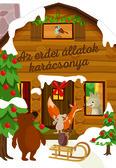 Karácsonyi lapozó - Az erdei állatok karácsonya - Az erdei állatok karácsonya - Karácsonyi lapozó §K