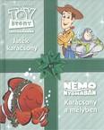Toy Story: Játékkarácsony - Némó nyomában: Karácsony a mélyben /Disney karácsonyi mesék 4.