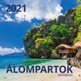 Álompartok Falinaptár 2021