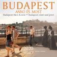 Budapest Anno és Most naptár 2020 30x30 cm
