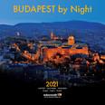 Budapest by Night naptár 2021 20x20 cm