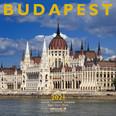 Budapest naptár 2021 29x29 cm