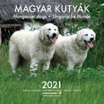 Magyar Kutyák naptár 2021 20x20 cm