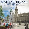 Magyarország Anno és Most naptár 2020 30x30 cm