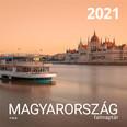 Magyarország falinaptár 2021