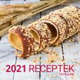 Receptek falinaptár 2021