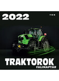Traktorok Falinaptár 2022