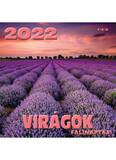Virágok Falinaptár 2022