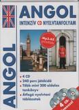 Angol intenzív CD nyelvtanfolyam - 4 CD-lemezzel