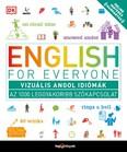 English for Everyone: Vizuális angol idiómák - Az 1000 leggyakoribb szókapcsolat