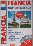 Francia intenzív CD nyelvtanfolyam - 4 CD-lemezzel