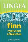 Lingea - Finn nyelvtani áttekintés /Praktikus példákkal