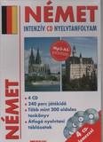Német intenzív CD nyelvtanfolyam - 4 CD-lemezzel