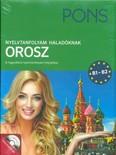PONS - Nyelvtanfolyam haladóknak - Orosz (könyv+CD) - B1-B2