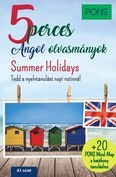 PONS 5 perces angol olvasmányok - Summer Holidays
