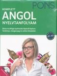PONS Komplett angol nyelvtanfolyam - Tankönyv, hanganyag és online feladatok