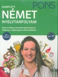 PONS Komplett német nyelvtanfolyam - Tankönyv, hanganyag és online feladatok