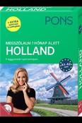 PONS Megszólalni 1 hónap alatt - Holland - (online letölthető hanganyag + extra nyelvtani összefoglaló)