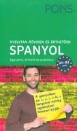 PONS Nyelvtan röviden és érthetően - Spanyol - A1-B2 szint