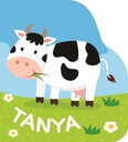 Állati pancsolókönyv - Tanya