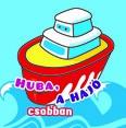 Huba, a hajó csobban - Fürdőkönyvek
