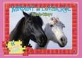 Mindent a lovakról - Puzzle-könyv /Öt 48 részes puzzle
