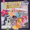 My Little Pony: Puzzle-könyv - 4 kirakóval