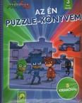 PJMASK: az én puzzle-könyvem - 5 kirakóval