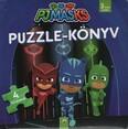 PJMASKS: Puzzle-könyv - 4 kirakóval