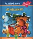 Puzzle-könyv: Jó éjszakát! - 6 kirakóval