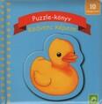 Puzzle-könyv: Kedvenc képeim - 10 hónapos kortól