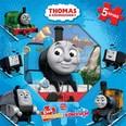Thomas, a gőzmozdony: Első kirakós könyvem