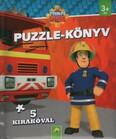 Tűzoltó Sam: Puzzle-könyv - Sam - 5 kirakóval