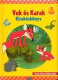 Vuk és Karak - Kirakóskönyv /5 kirakó
